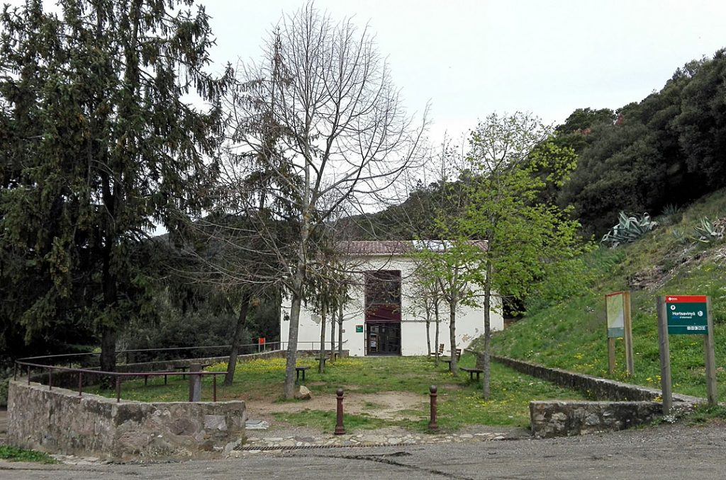 Casa Rural Can Pica. Centre d'Informació